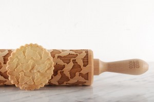 AMERICAN COCKER SPANIEL - embossing rolling pin, perfect birthday gift