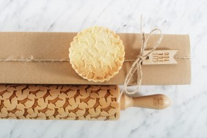 AMERICAN PITBULL - embossing rolling pin, perfect for dog lover