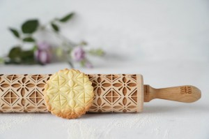PORTO - embossing rolling pin with Porto vibes